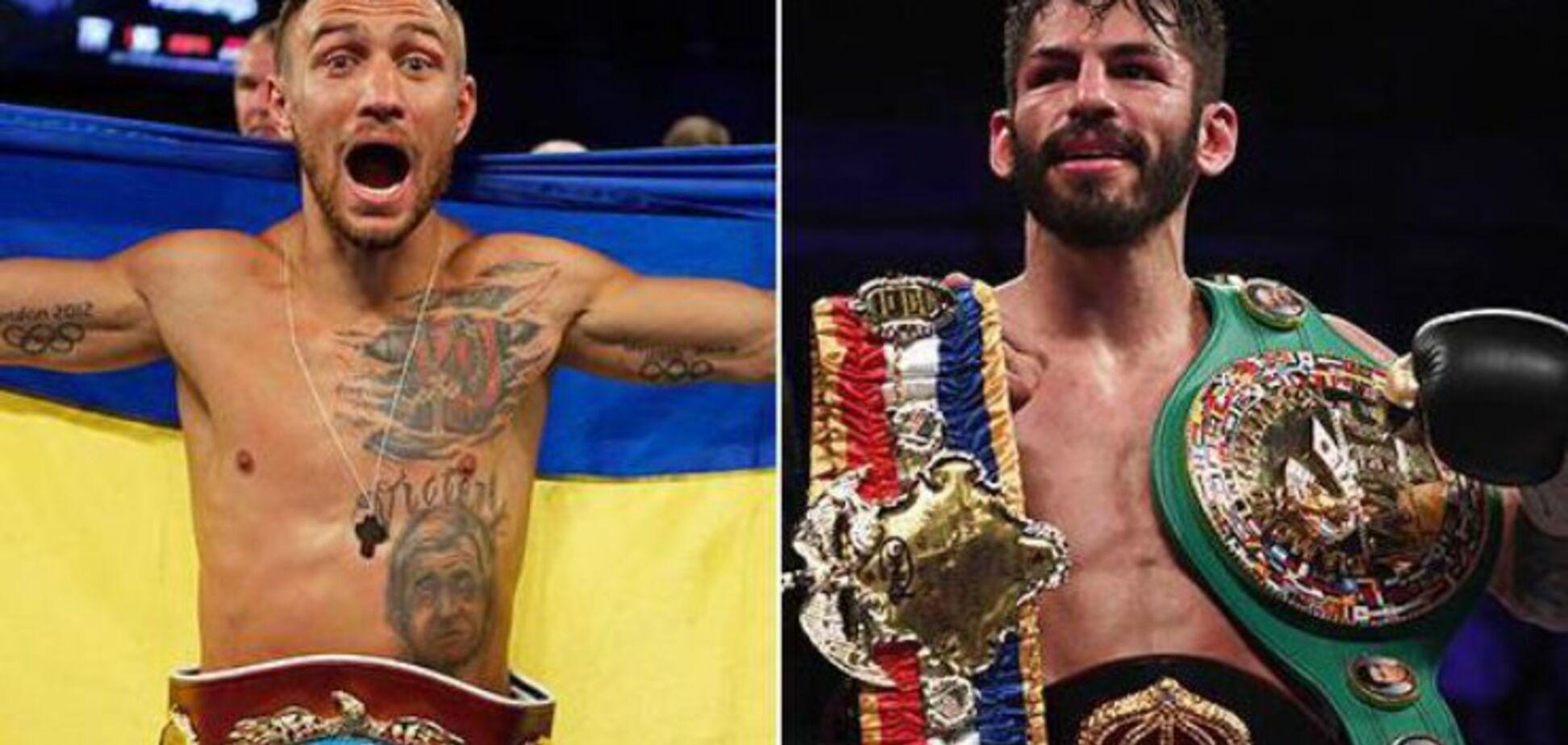 'Справжній воїн': суперник Ломаченка захопився українцем і викликав його на бій