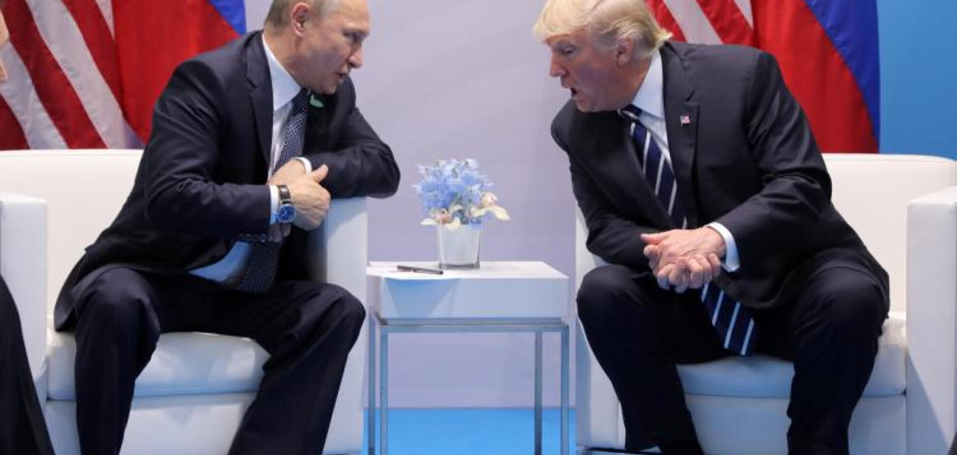 Багато честі: в США пояснили, що стоїть за 'запрошенням' Путіна в Білий дім