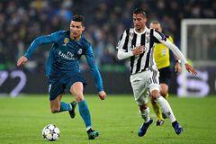 'Реал' розгромив 'Ювентус' у чвертьфіналі Ліги чемпіонів