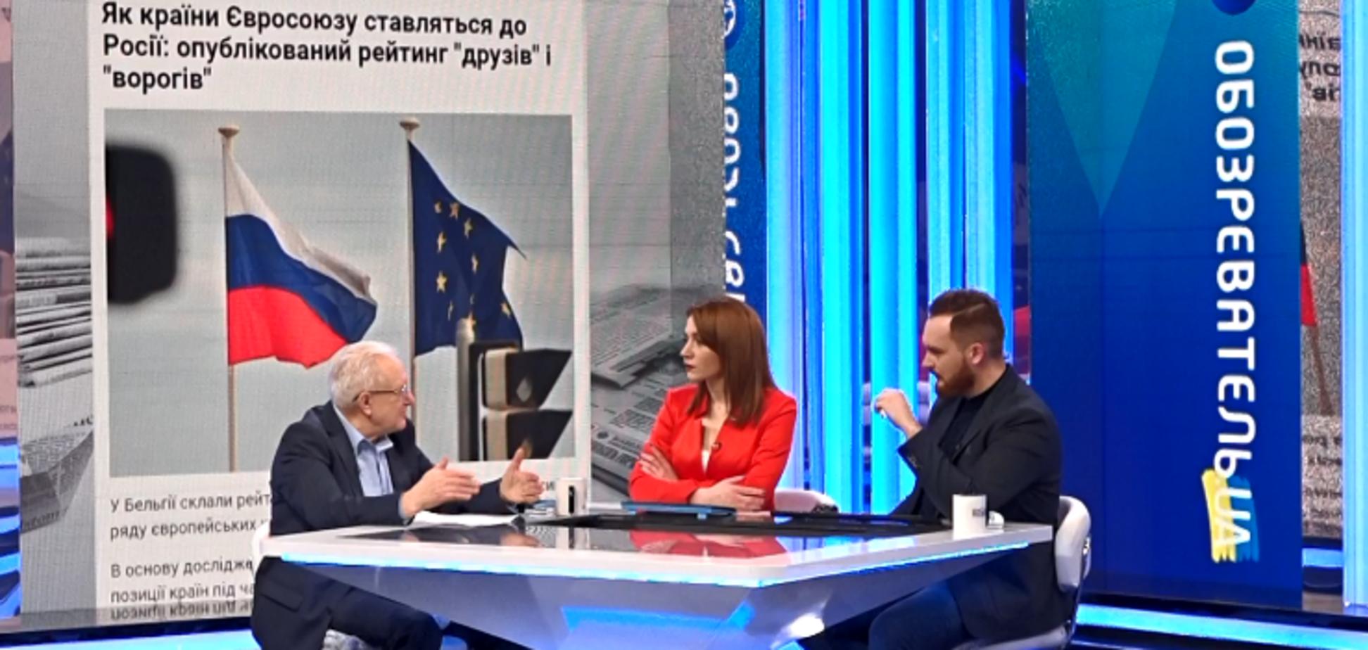 Посол України розвіяв міф про 'європейських друзів Путіна'