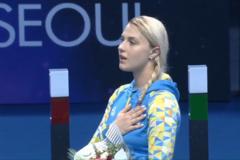 Харлан отримала нагороду за перемогу в Кубку світу
