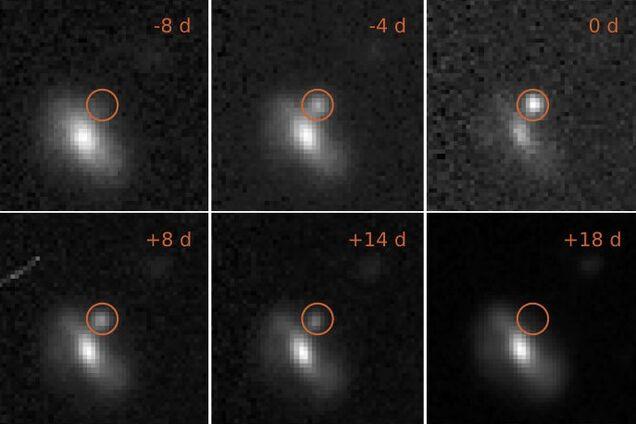 Астрономы зафиксировали загадочные космические вспышки