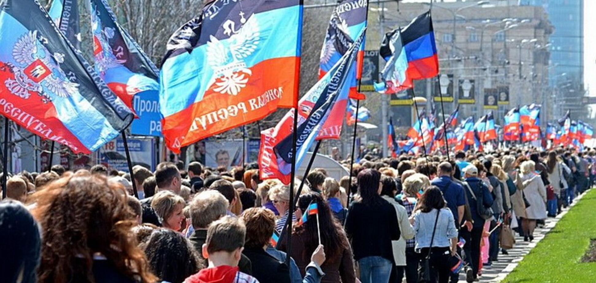 Як занепала економіка в 'Л/ДНР': показове фото