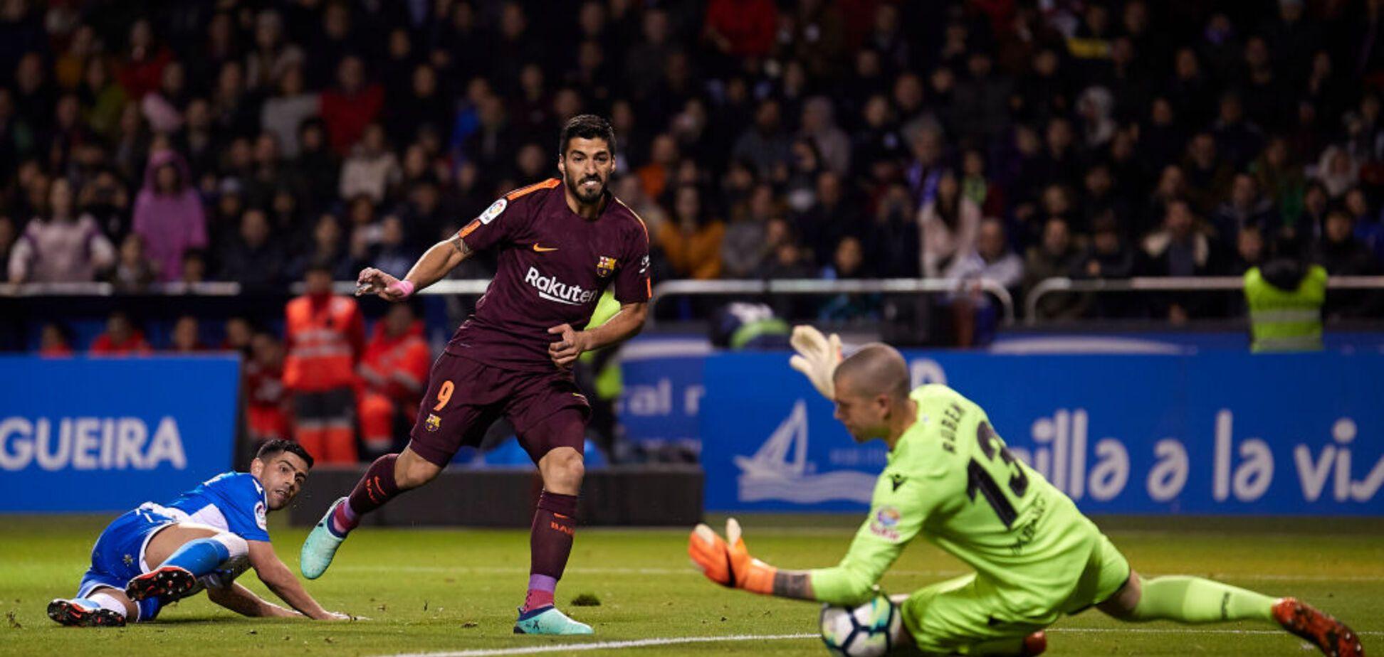 'Барселона' достроково виграла чемпіонат Іспанії