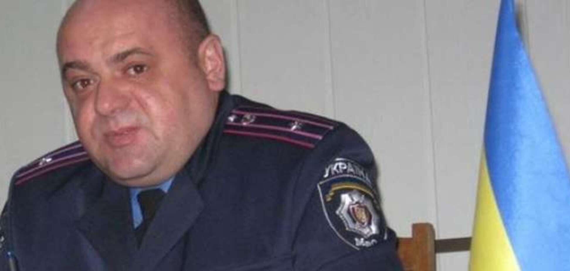 Знайшли повішеним на гачку: з'явилися нові деталі про главу поліції на Херсонщині