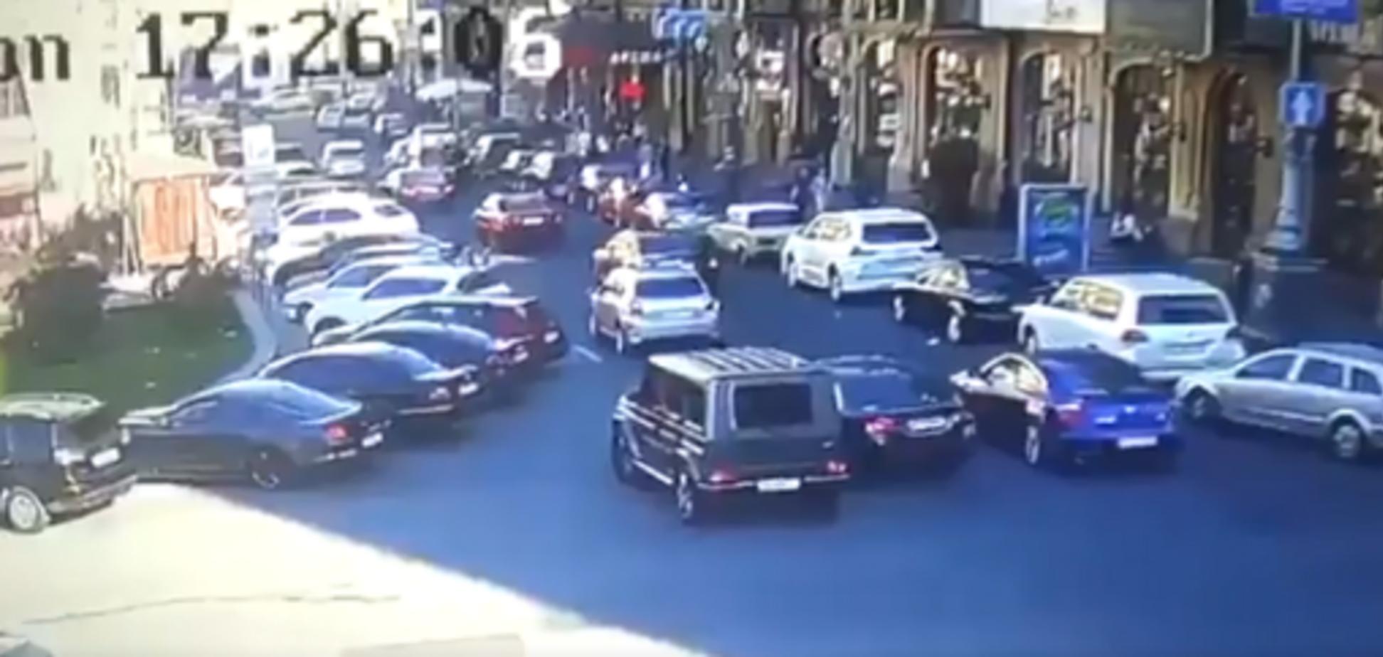 Побиття Найєма в Києві: в мережі з'явилося відео початку конфлікту