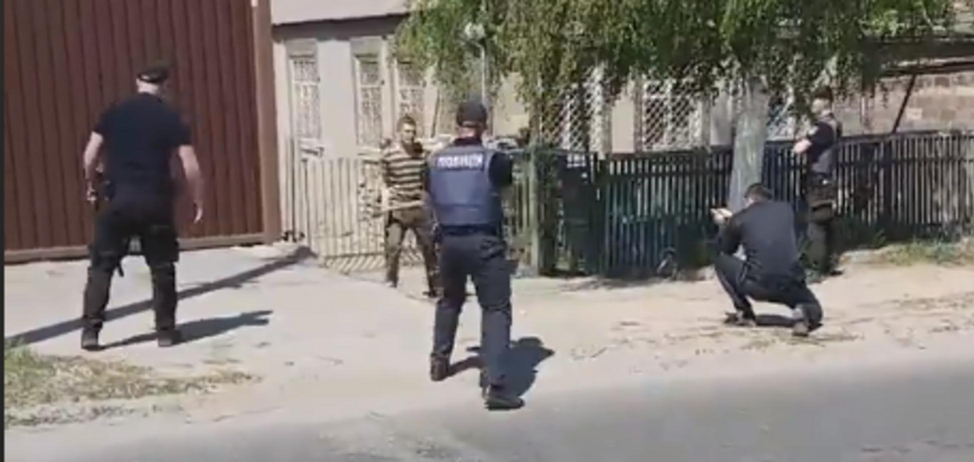 'Давали шанс до останнього': в Запоріжжі поліція стріляла в людину
