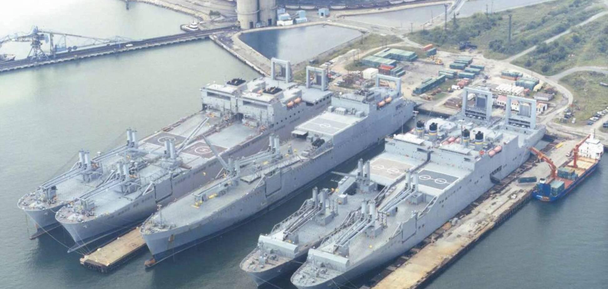 Спалах конфлікту з РФ на морі: адмірал застеріг Україну
