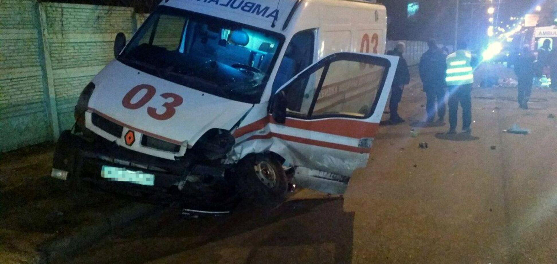 У Харкові сталася смертельна ДТП з 'швидкою': фото з місця подій