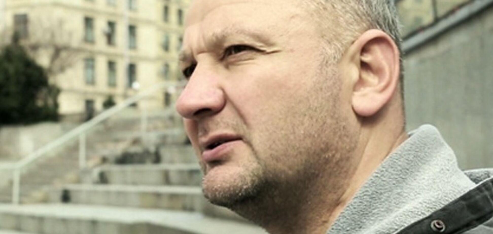 'Работает внутренний враг': участник Майдана нашел причину задержания Бубенчика