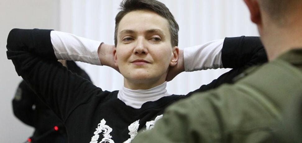 'Вибухівка' у Савченко: спрогнозовано дії Кремля