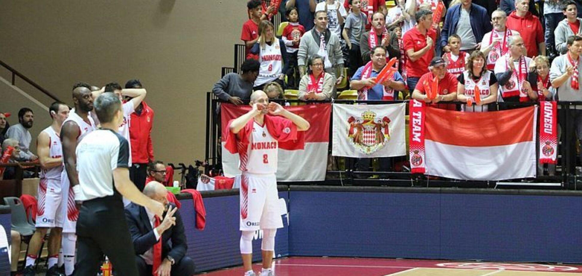 Українець Гладир вийшов в півфінал Ліги чемпіонів
