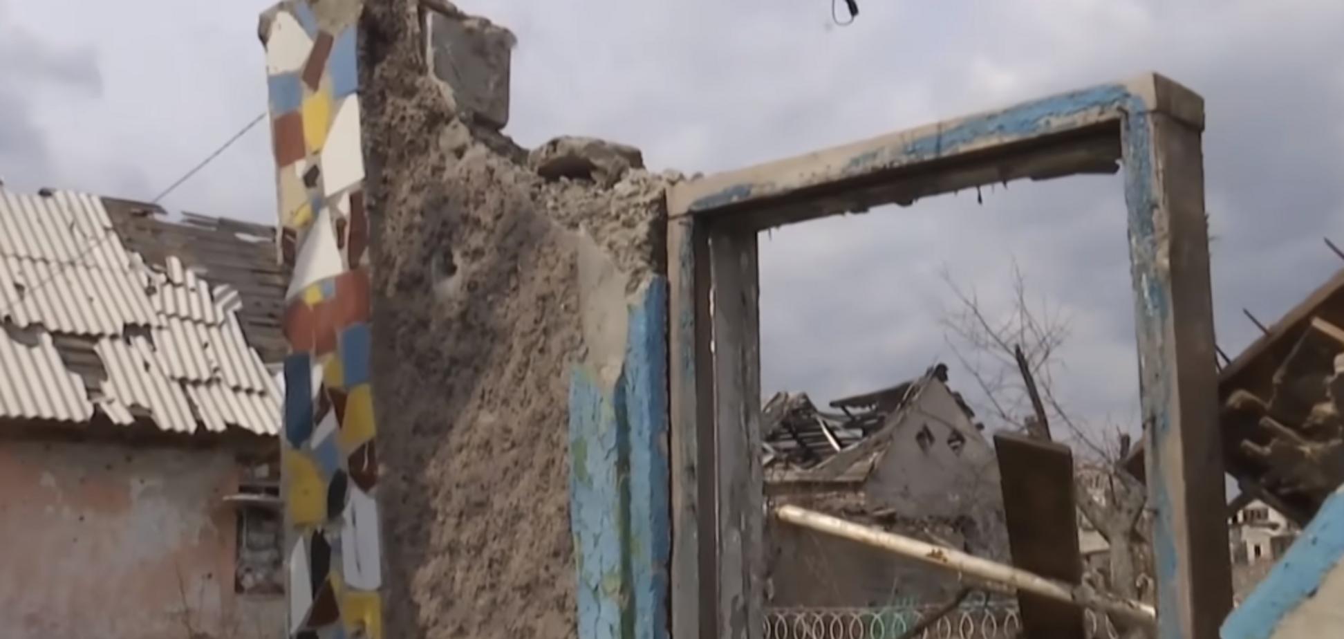 Тільки болти: що залишилося від улюбленого місця Януковича на Донеччині