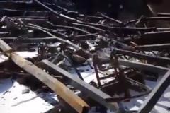 'Тут було сім тіл': фанат Путіна Востріков показав відео із згорілого ТЦ