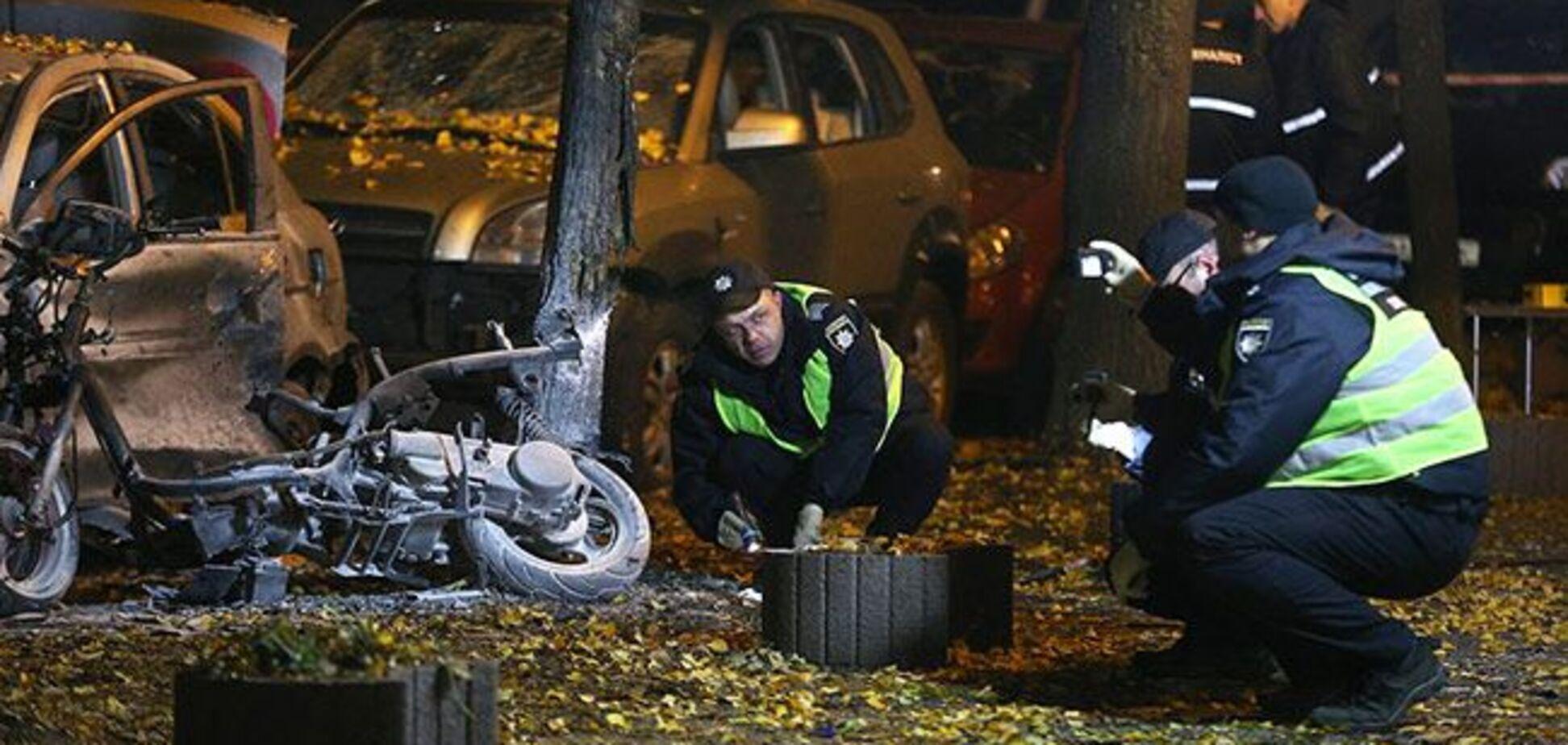 Мета - Мосійчук: слідство назвало організаторів теракту біля 'Еспрессо'