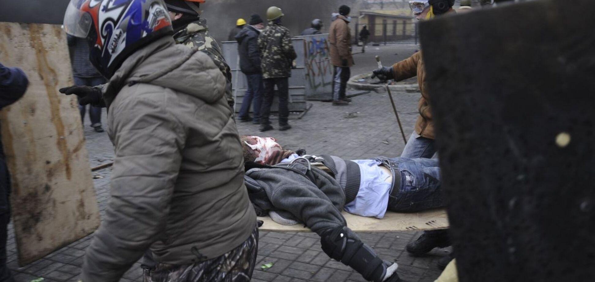 Вбивства на Майдані: Мосійчук порадив Горбатюку застрелитися
