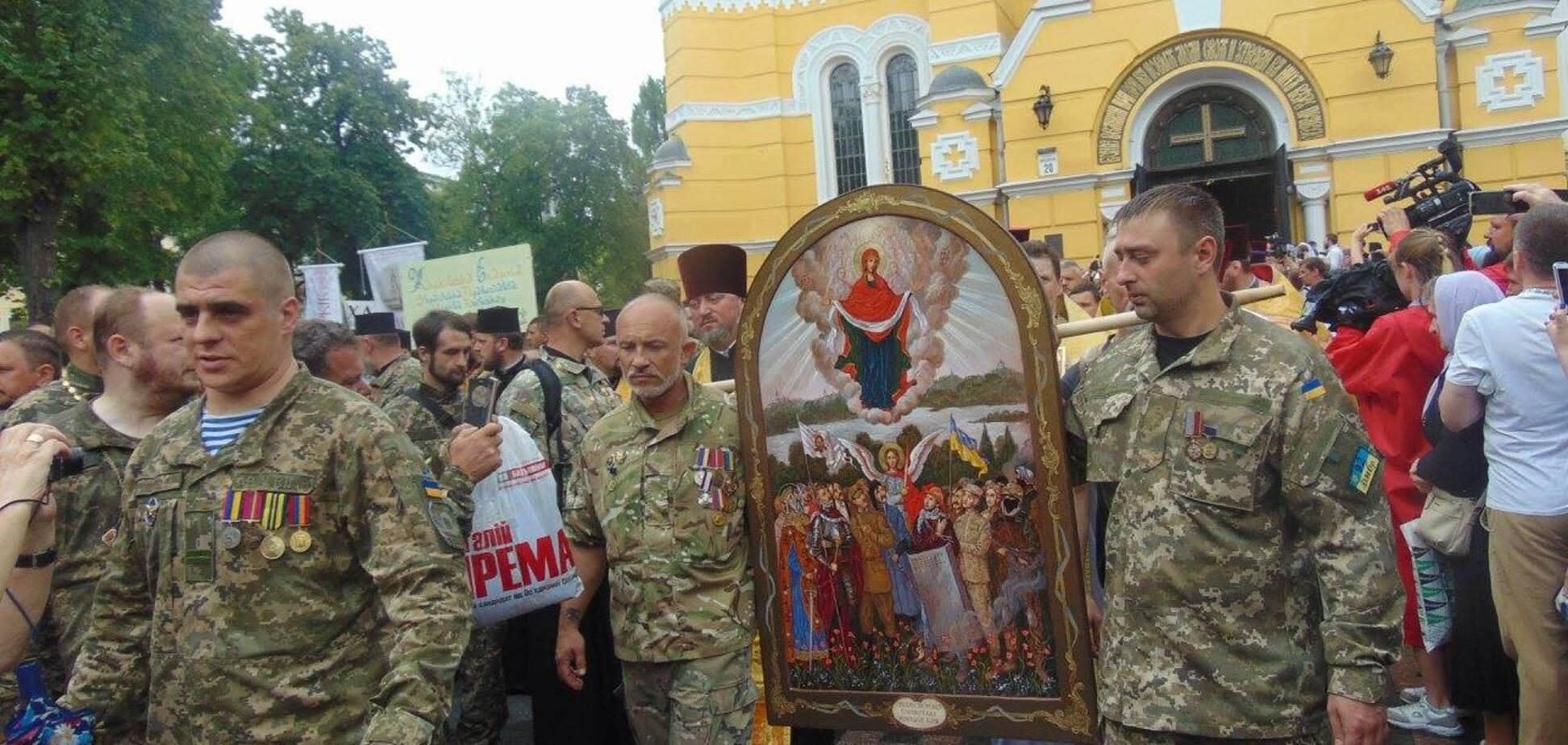 'Це священний обов'язок': в УПЦ КП пояснили вбивства на війні