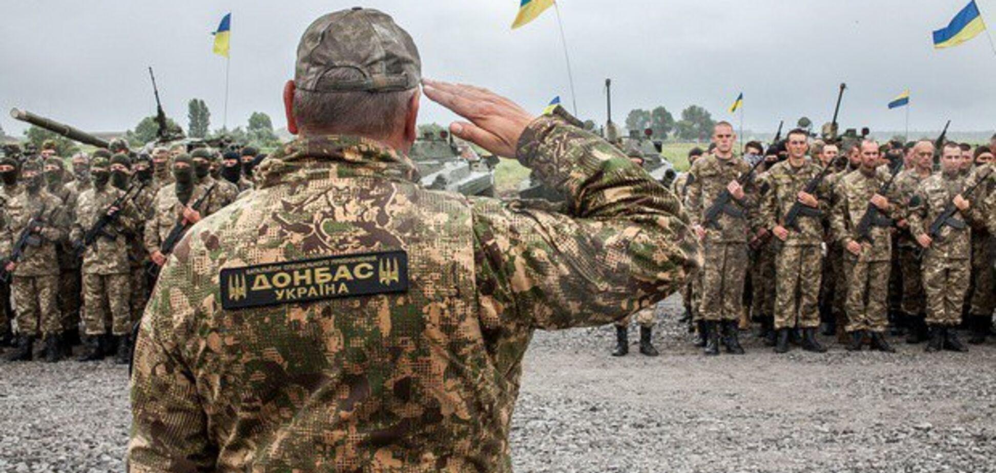 Командир предложил мне перейти к 'сепарам'. Я отказался – боец о батальоне 'Донбасс-Украина'