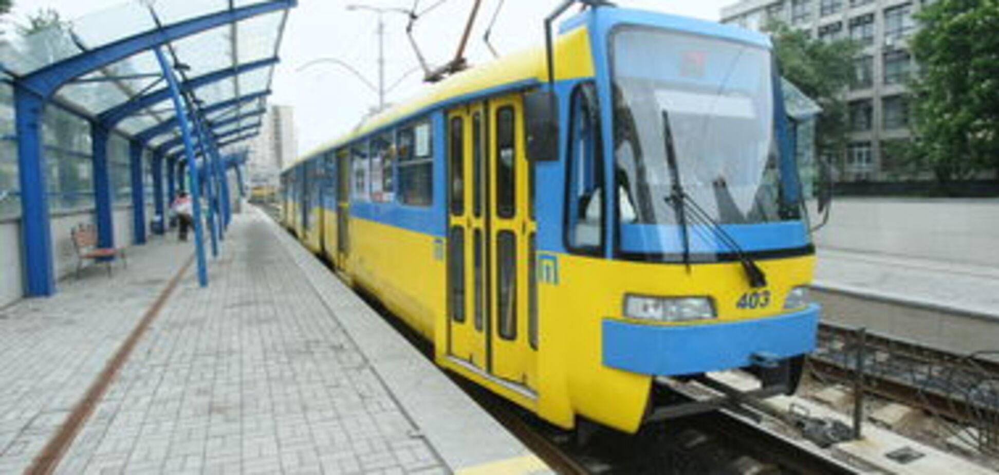 В Киеве закрывают три маршрута трамвая: что ждет пассажиров