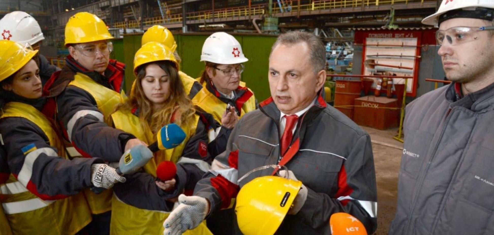 Колесников указал на главные проблемы украинской металлургии