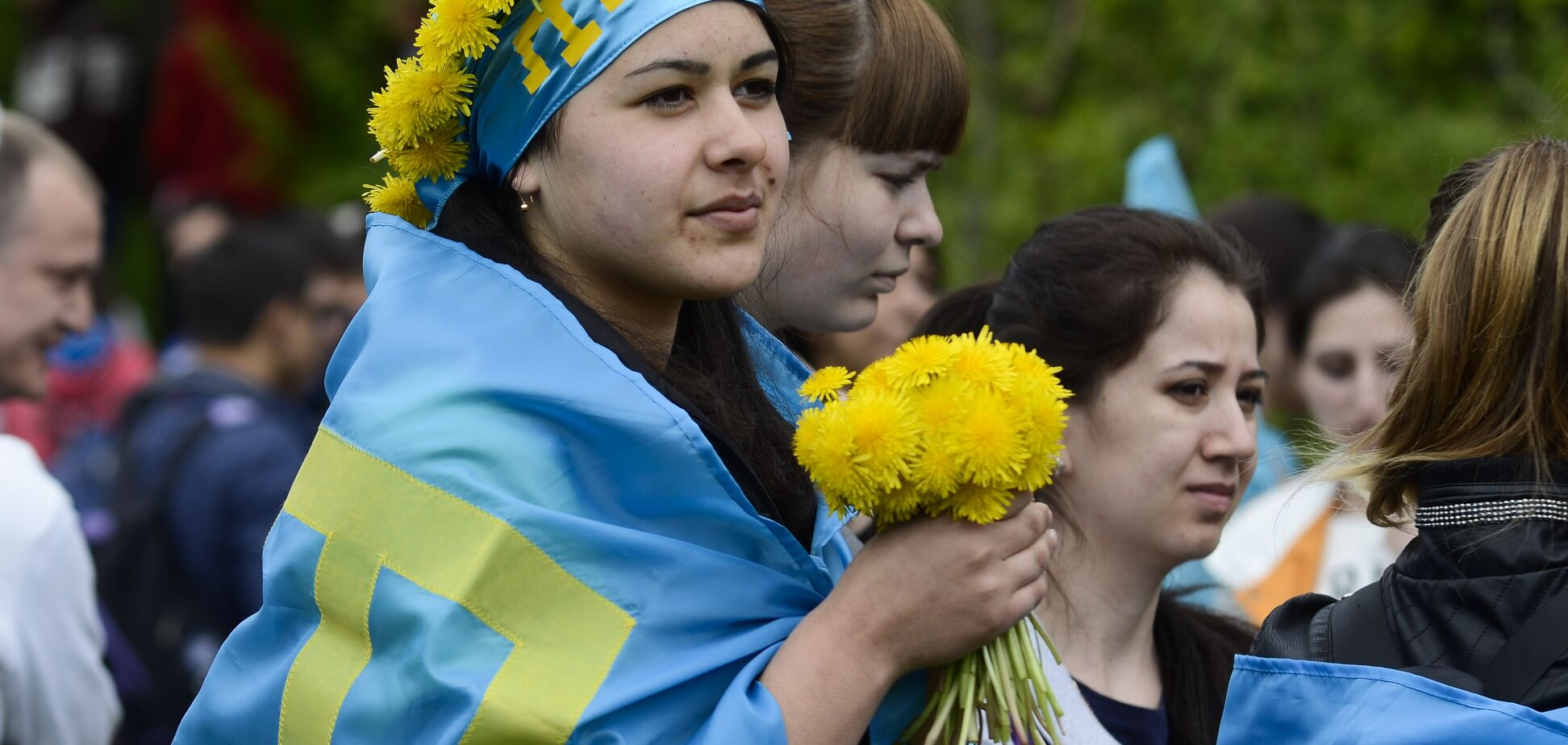 Роман Цимбалюк: кримські татари мають право на національну автономію
