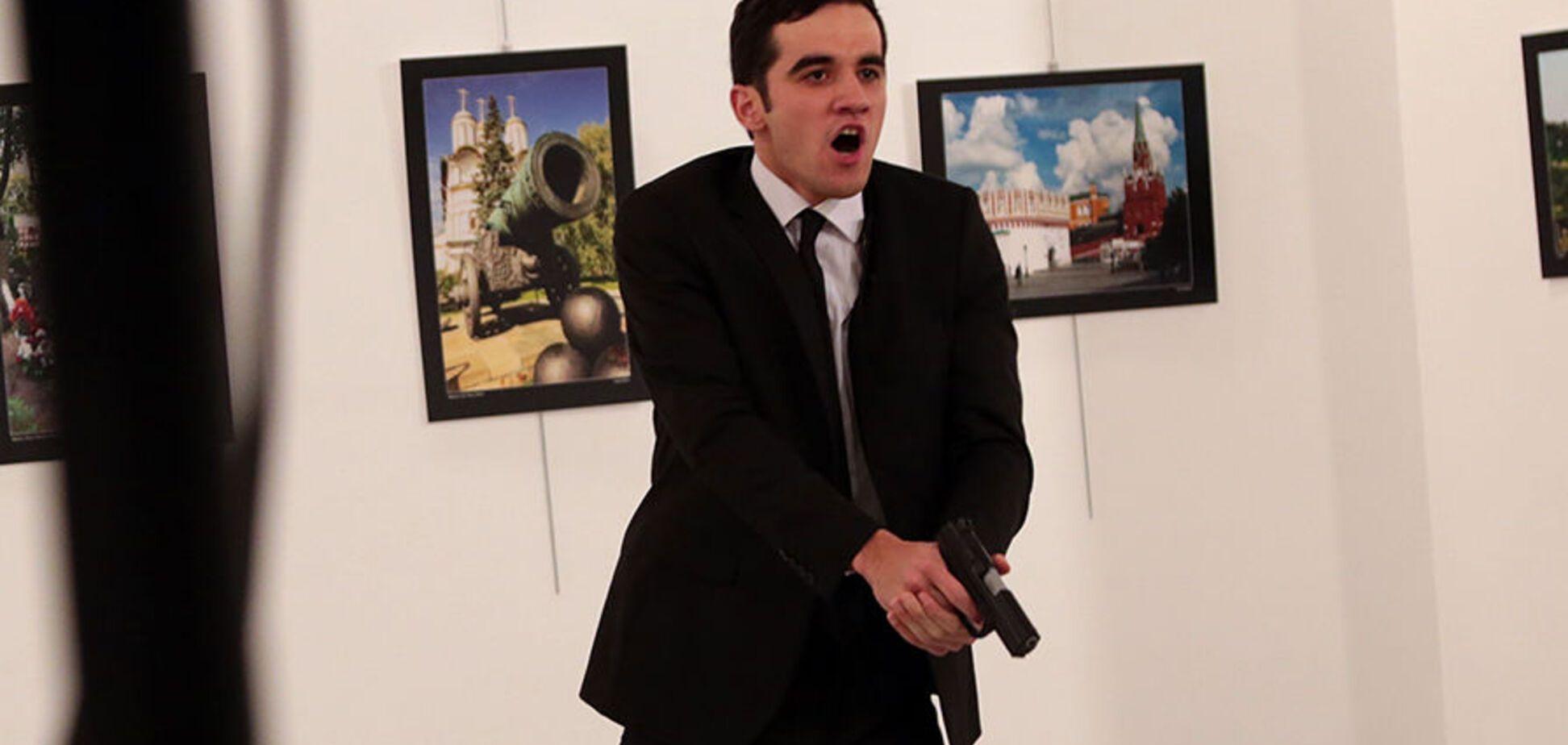 Расстрел российского посла в Турции: задержан 'куратор' убийцы