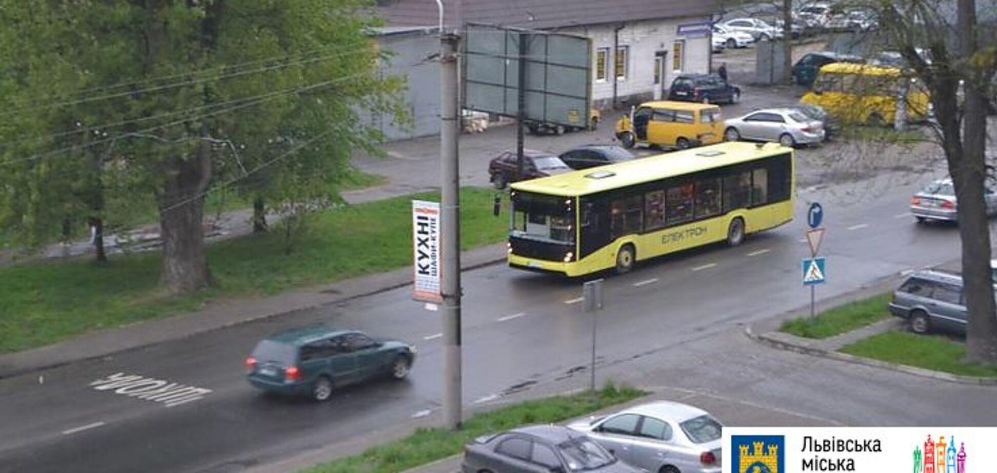 У Львові запустять автобус від аеропорту до вокзалу