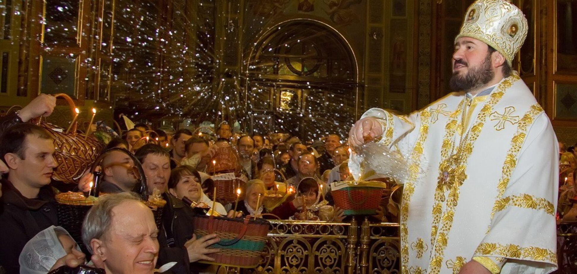 Где в Харькове освятить пасху: расписание богослужений