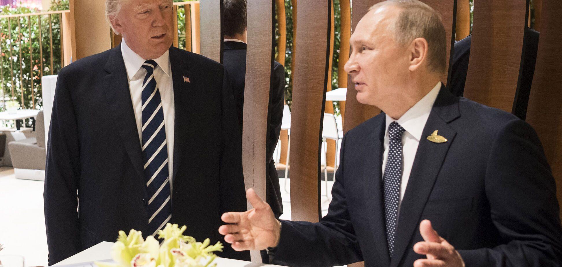 Трамп выступил против газопровода Путина в обход Украины