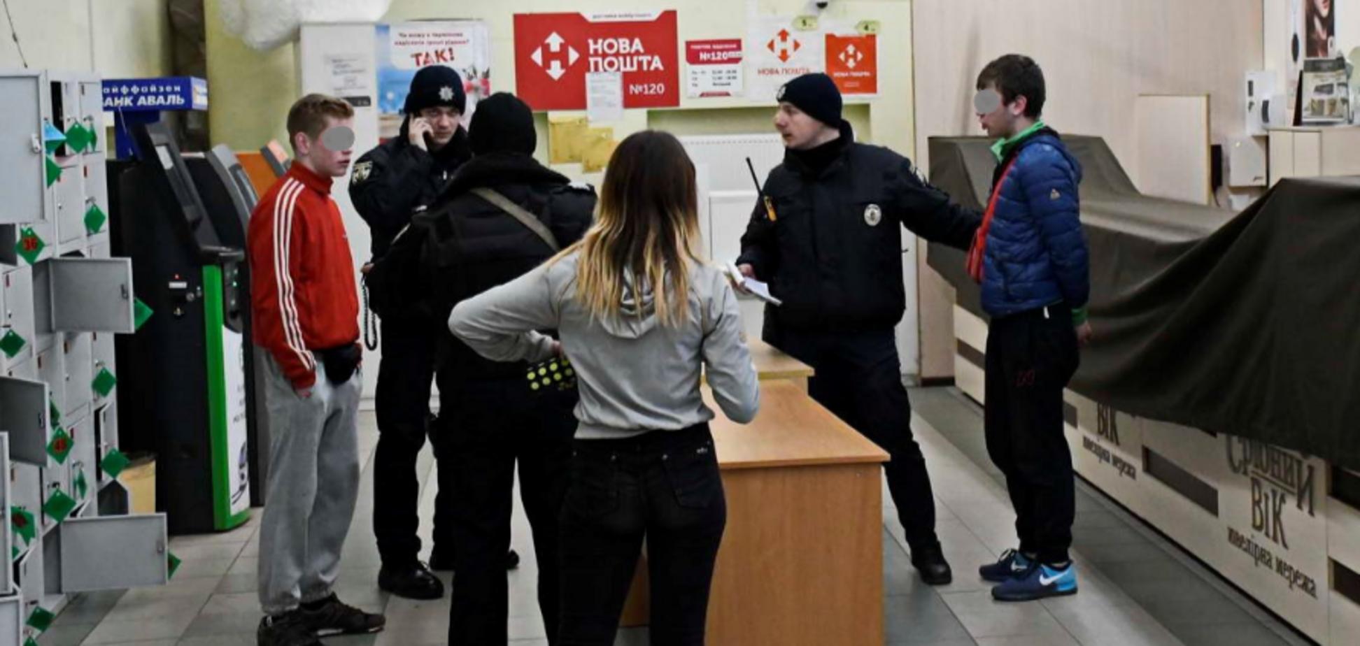 'Працювали' підлітки: подробиці кривавого нападу в Києві