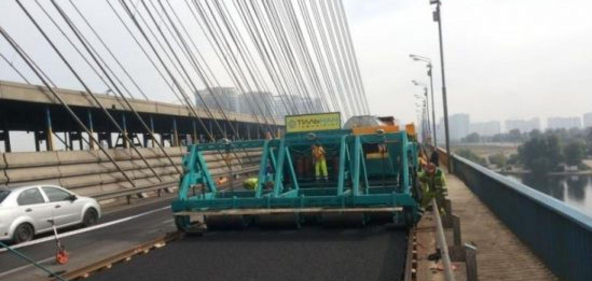 Движение по Южному мосту ограничат на три дня