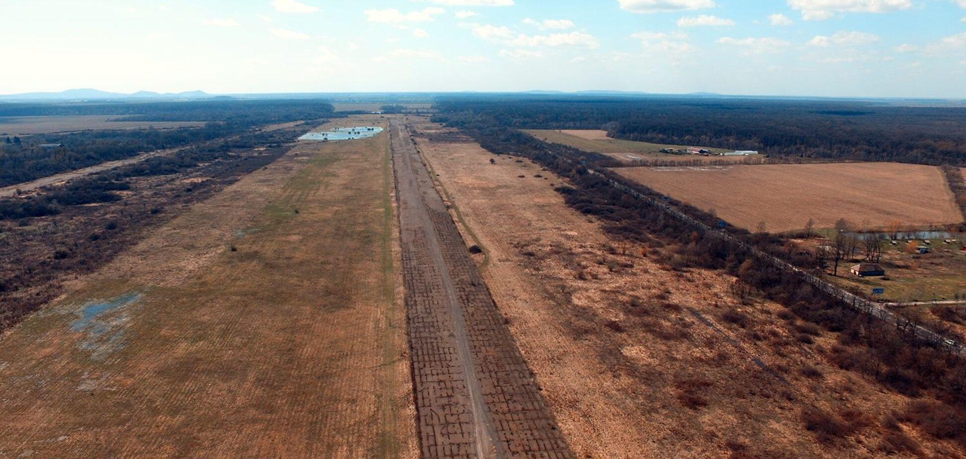 В Украине захотели построить новый аэропорт