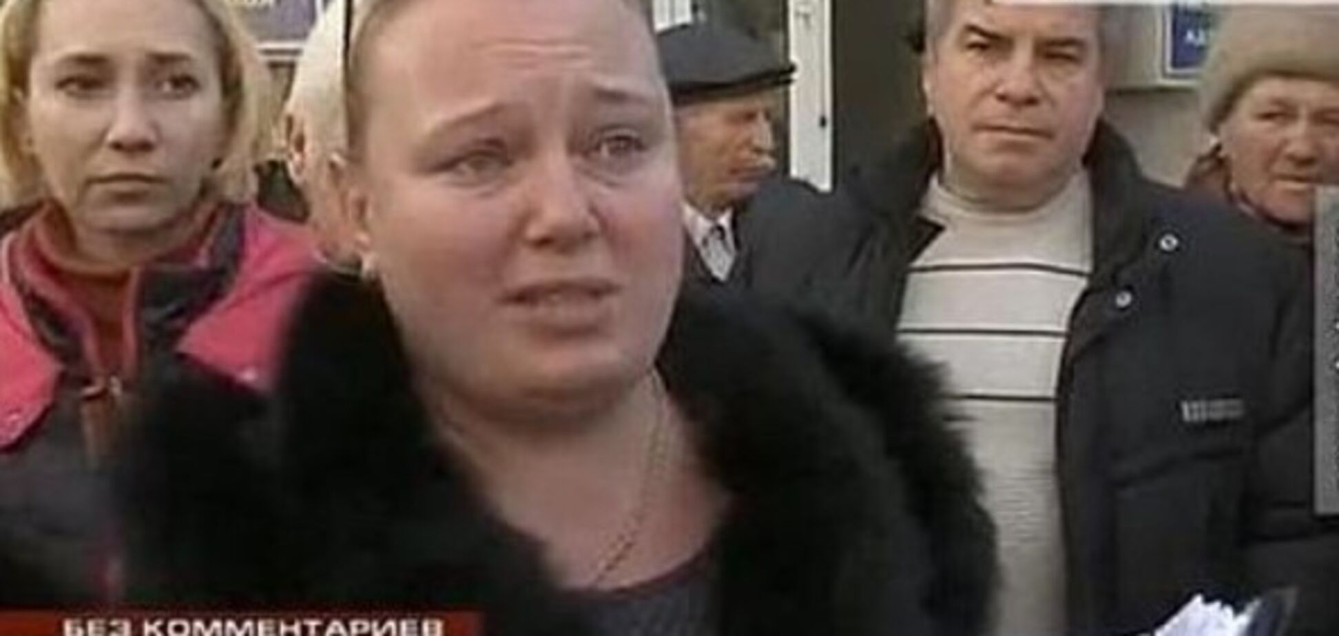Профессиональная 'плакальщица' Путина засветилась на пророссийской акции в Латвии