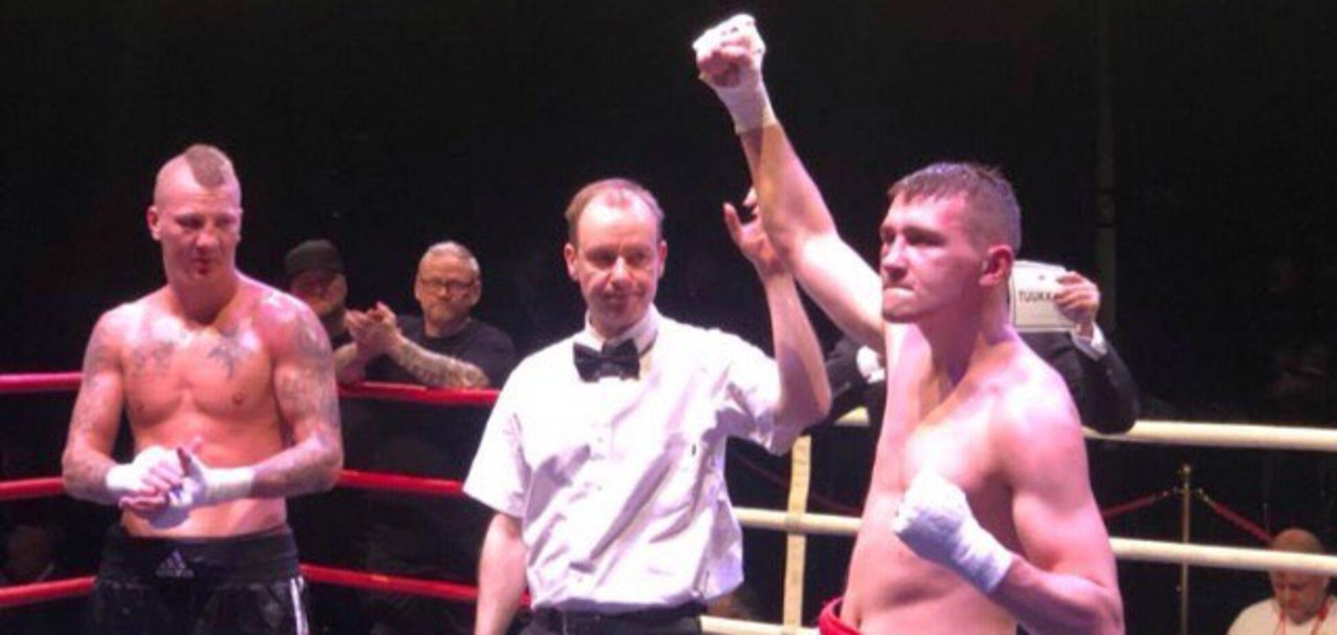 Известный украинский боксер добыл яркую победу нокаутом: опубликовано видео