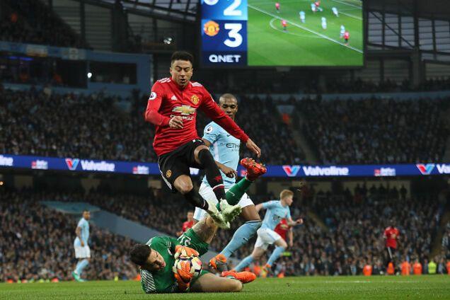 Манчестер Юнайтед — Манчестер Сіті: онлайн трансляція матчу Прем'єр-ліги
