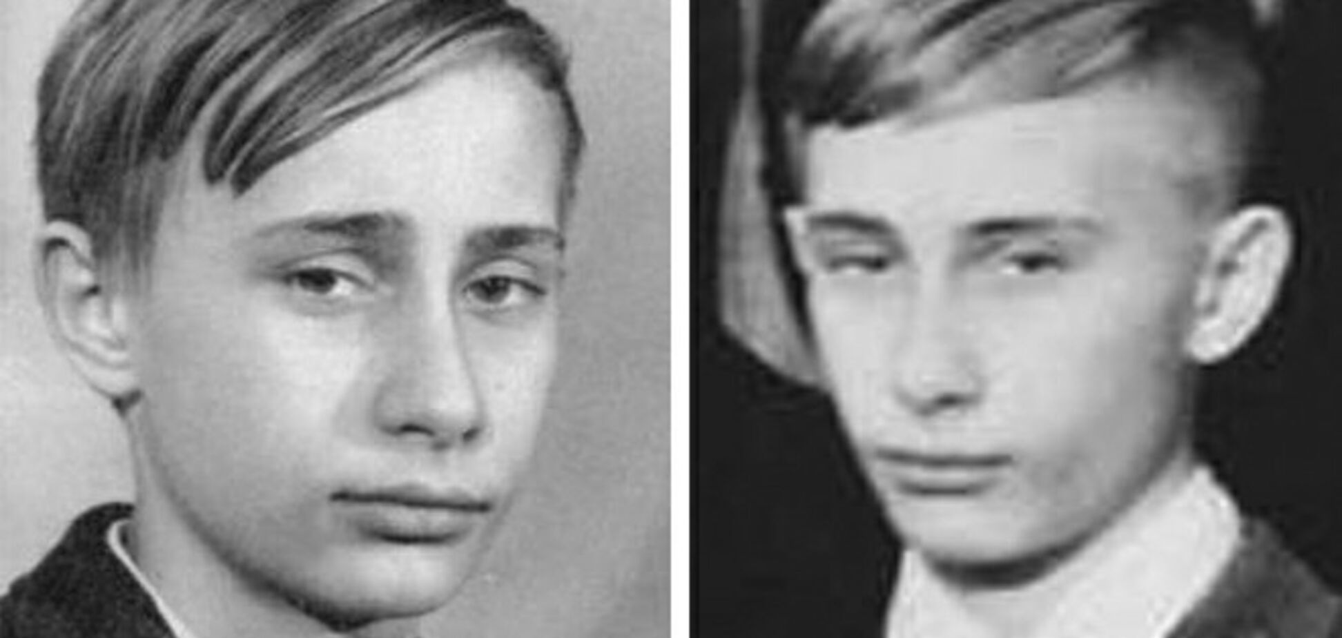 На пасхальной службе увидели 'маленького Путина'