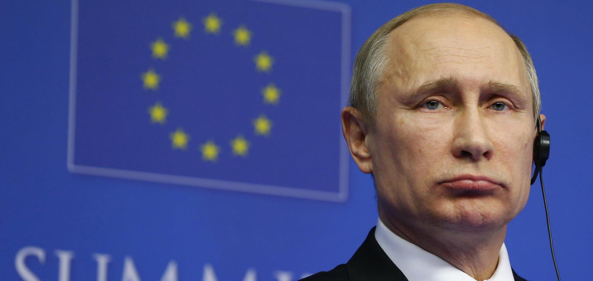 Путина уличили в попытке развала страны ЕС