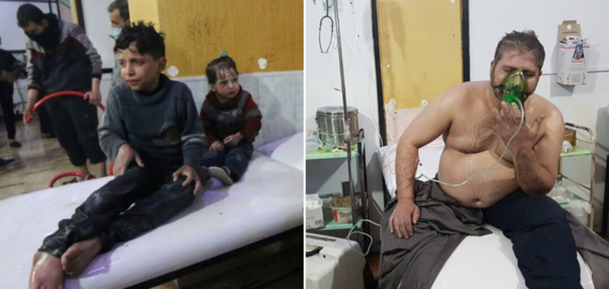 Росія зізналася? У Сирії сталася газова атака, загинули не менше 150 осіб