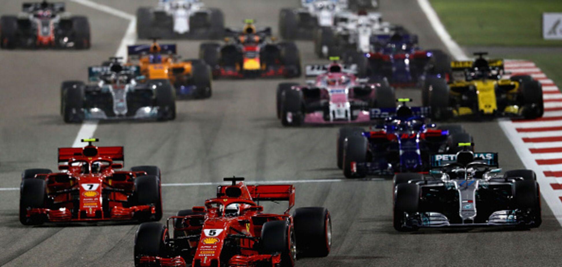 Ferrari позбулася подіуму, збивши механіка на Гран-прі Бахрейну: опубліковано відео 18+