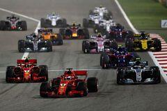 Ferrari лишилась подиума, сбив механика на Гран-при Бахрейна: опубликовано видео 18+