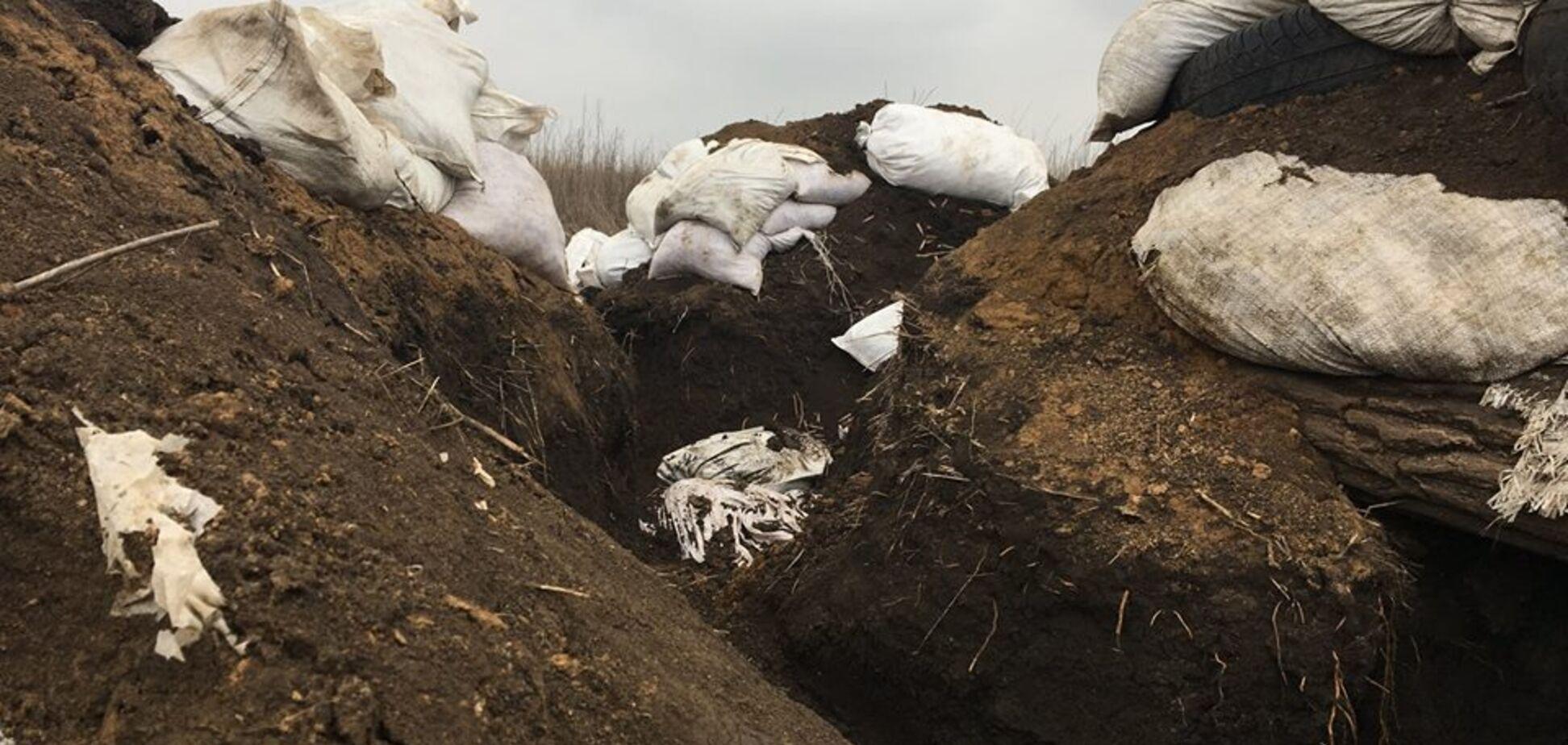 'Зняв' п'ятьох: Бутусов показав, де вбили українських снайперів