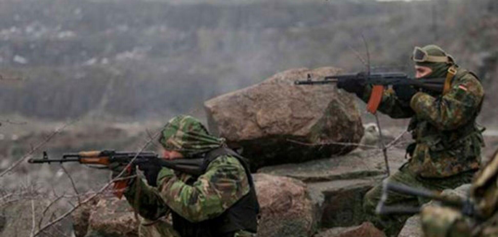 Терористи на Донбасі зазнали втрат