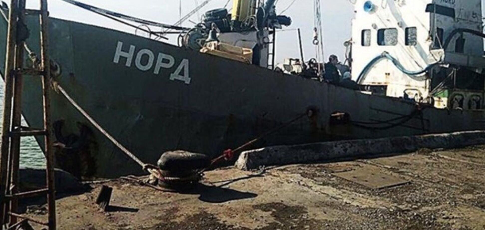 Дипломати РФ намагалися втекти з 'Нордом'