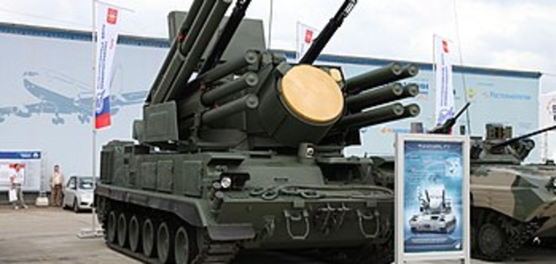 Россия отправила Сирии смертоносное оружие