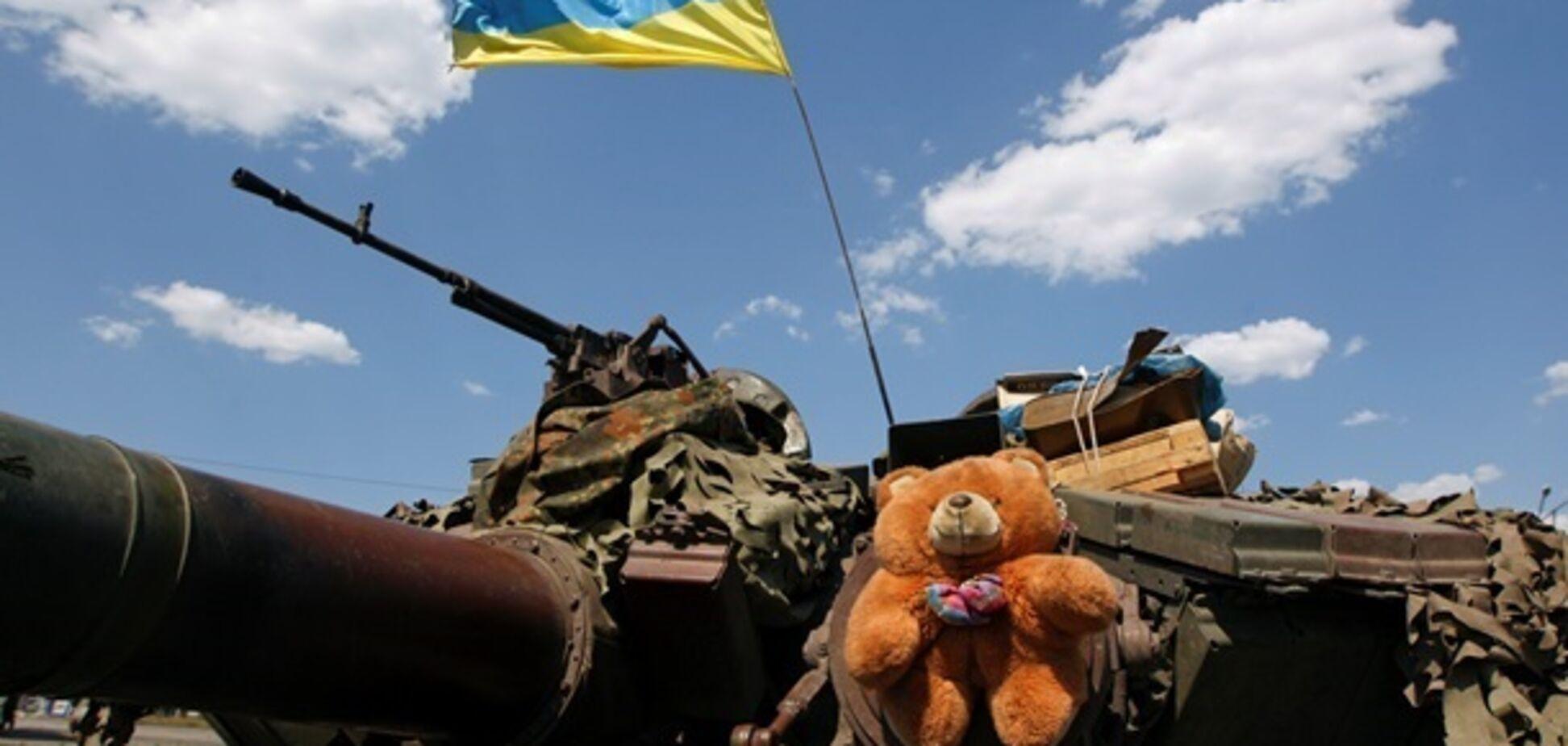 Є три варіанти: з'ясувалося, як Україна збирається звільняти Донбас