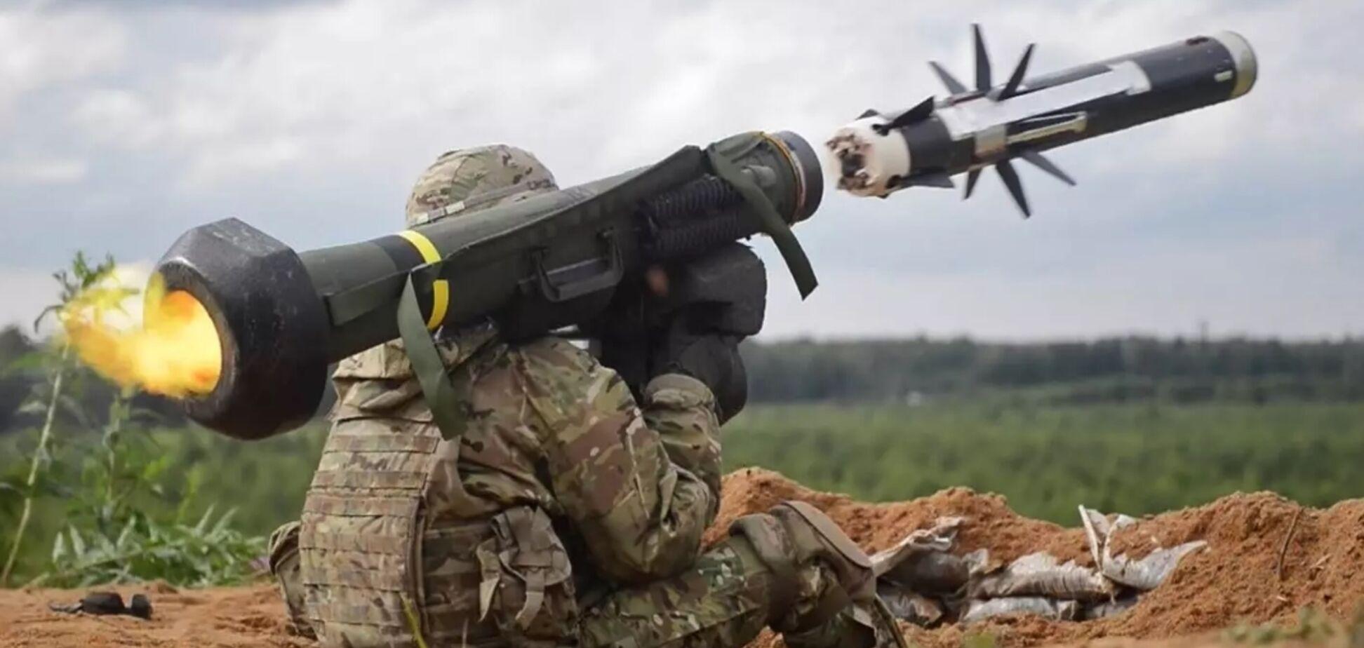 Javelin в Україні: Полторак сказав, коли ВСУ почнуть використовувати потужну зброю