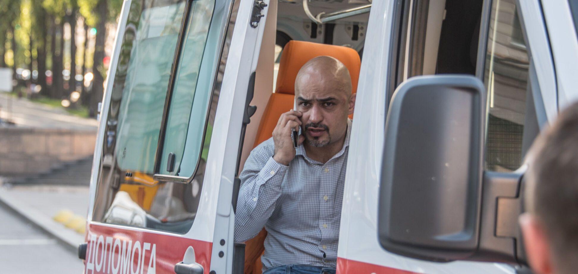 У Києві побили Мустафу Найєма: з'явилася нова інформація про нападників