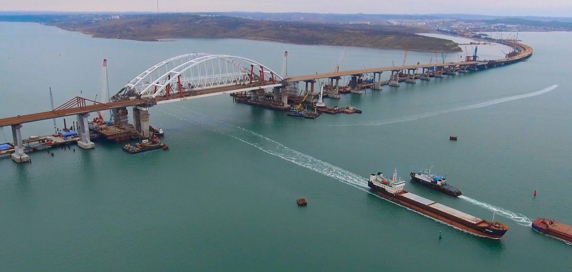 Запуск Кримського мосту 15 травня взяли під сумнів