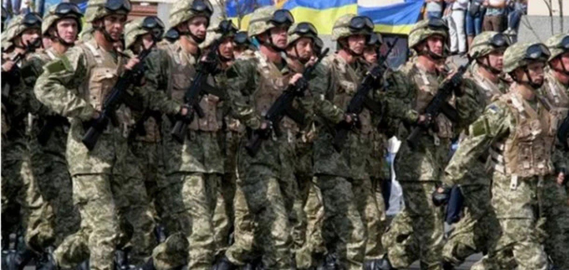 'Змінилася кардинально': Полторак озвучив чисельність армії України