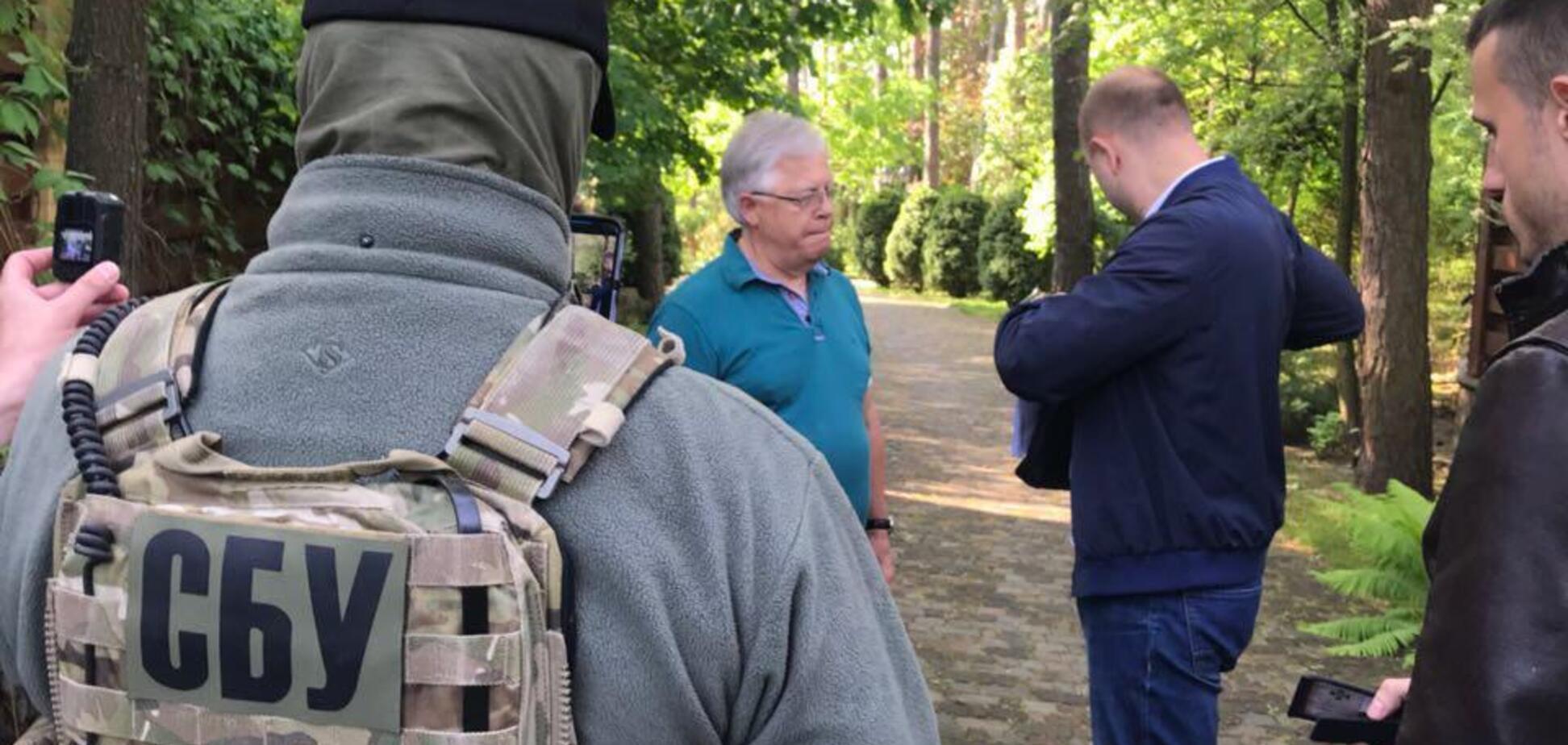 СБУ устроила допрос Симоненко: стали известны подробности